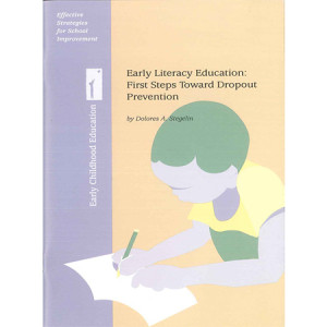 Early Literacy Education: First Steps Toward Dropout Prevention