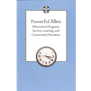Powerful Allis: Afterschool Programs, Service-Learning, and Community Education