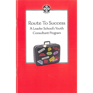 Route to Success: A Leader School's Youth Consultant Program