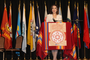 Joy Hofmeister, Oklahoma State Department of Education, 2016 National Forum on Dropout Prevention: Serving Native Students and Tribal Communities, March 6–9, 2016, Oklahoma City, Oklahoma