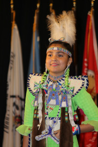 The Darlington Traditional Dance Club, Darlington Public Schools, 2016 National Forum on Dropout Prevention: Serving Native Students and Tribal Communities, March 6–9, 2016, Oklahoma City, Oklahoma