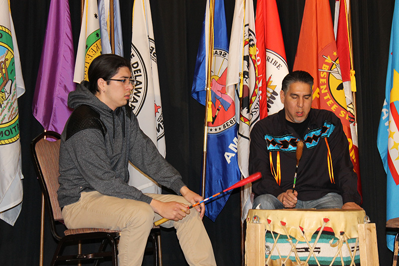 Te Nuga Pa, 2016 National Forum on Dropout Prevention: Serving Native Students and Tribal Communities, March 6–9, 2016, Oklahoma City, Oklahoma