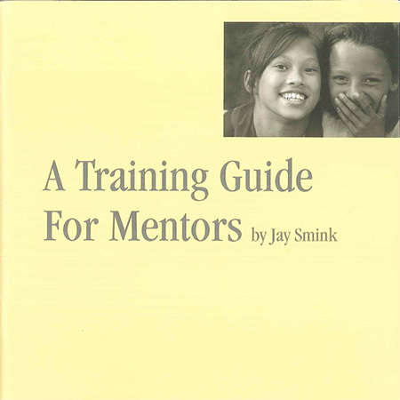 A Training Guide for Mentors