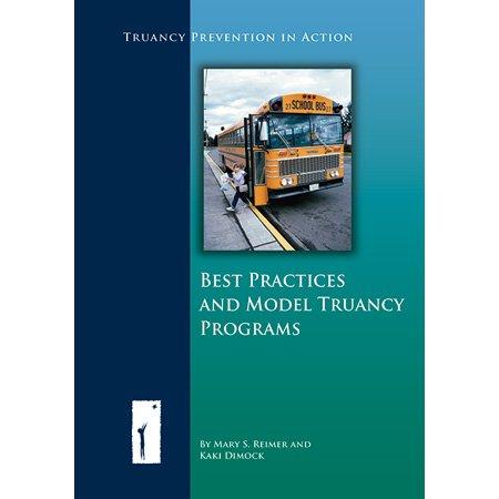 Best Practices and Model Truancy Programs