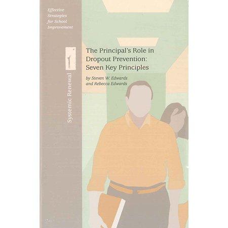 The Principal's Role in Dropout Prevention